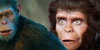 """Diese Easter Eggs aus dem """"Planet der Affen""""-Reboot verweisen auf die originale Filmreihe"""