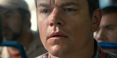 """Die Antwort auf Überbevölkerung: Matt Damon will im ersten Teaser zu """"Downsizing"""" geschrumpft werden"""