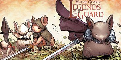 """""""Mouse Guard"""": """"Maze Runner""""-Regisseur soll gefeierten Comic über Mäuse-Ritter ins Kino bringen"""