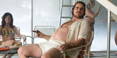 Kaum zu erkennen: Das erste Bild von Christian Bale als Dick Cheney