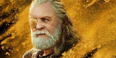 """Anthony Hopkins ist doch kein obdachloser Odin: Darum fehlt diese komplette Sequenz in """"Thor 3: Tag der Entscheidung"""""""