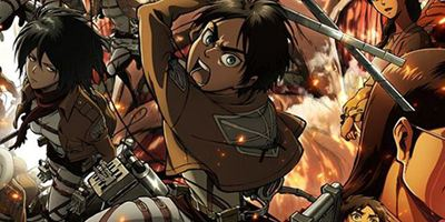 """""""Attack On Titan – Feuerroter Pfeil & Bogen"""": Anime-Kult für einen Tag in über 130 Kinos"""