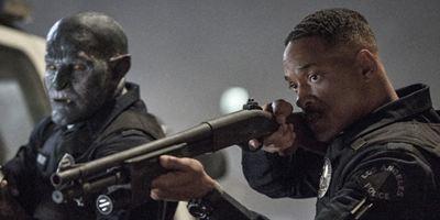 """Neuer Trailer zum Fantasy-Cop-Thriller """"Bright"""": Will Smith und ein Ork gegen die Mächte der Finsternis"""