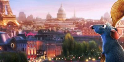 "Bildergalerie: Fan entdeckt in Pixar-Hit ""Ratatouille"" bestechende Verbindung zwischen zwei Figuren"
