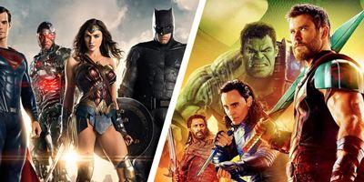 """Justice League"" vs. ""Thor 3"": Was DC aktuell besser macht als Marvel"