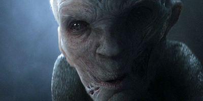 """Snoke will Rache: Andy Serkis über den geheimnisvollen """"Star Wars 8""""-Schurken"""