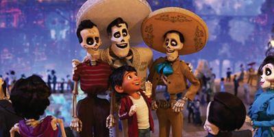"""Alle warten auf """"Star Wars 8"""": Pixars """"Coco"""" an der Spitze eines mauen Kinocharts-Wochenendes in Deutschland"""
