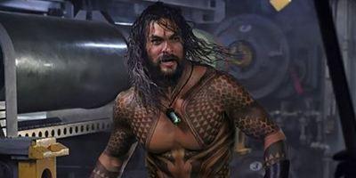 """Ein Superheld zwischen zwei Welten: Neues Bild zu """"Aquaman"""" mit Jason Momoa"""