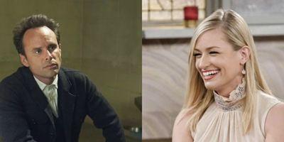 """""""The Big Bang Theory"""": Beth Behrs und Walton Goggins in Staffel 11"""