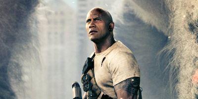 """Neuer Trailer zur Videospiel-Verfilmung """"Rampage"""": Dwayne Johnson gegen einen fliegenden Monster-Wolf"""