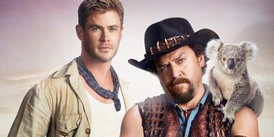 """Fake-""""Crocodile Dundee""""-Sequel: Hugh Jackman teasert Mitwirken und erster Clip aus dem Geheimprojekt"""