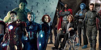 """Fans müssen noch warten: Ein Crossover von """"Avengers"""" und """"X-Men"""" ist bei Marvel derzeit kein Thema"""