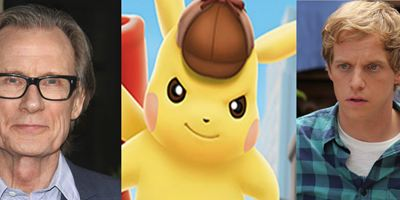 """""""Detective Pikachu"""": Bill Nighy und Chris Geere stoßen zum Pokémon-Realfilm mit Ryan Reynolds"""