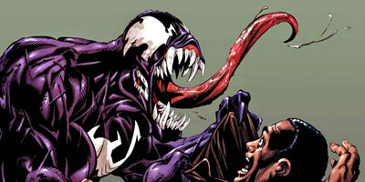 """Vor dem Trailer: Das erste Poster zu """"Venom"""" mit Tom Hardy"""