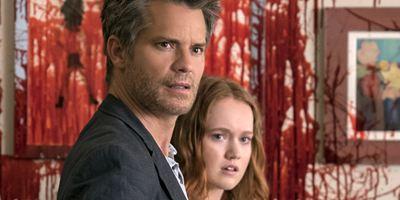 """""""Santa Clarita Diet"""": Erster blutiger Ausblick auf Staffel 2 der Netflix-Zombie-Serie mit Drew Barrymore und Timothy Olyphant"""