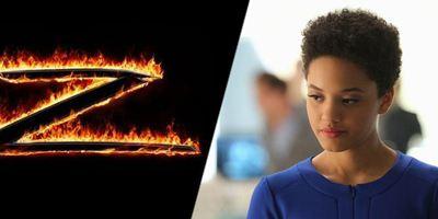 """""""Z"""": Kiersey Clemons im futuristischem Zorro-Reboot von """"Gravity""""-Autor Jonás Cuarón"""