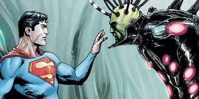 """""""Krypton"""": Erstes Bild von Superman-Widersacher und Oberbösewicht Brainiac"""