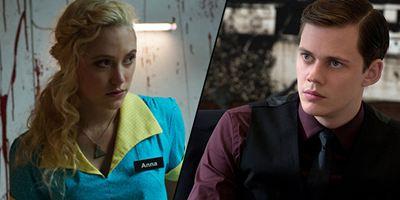 """Einbruch mit Folgen: """"Es""""-Clown Bill Skarsgård und """"It Follows""""-Star Maika Monroe übernehmen Hauptrollen in """"Villains"""""""