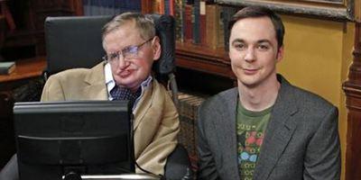"""Stephen Hawking in """"The Big Bang Theory"""" und """"Die Simpsons"""": Mit dem Genie geht auch eine Ikone der Popkultur"""