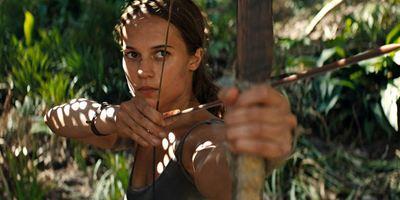 """Unser Speed-Interview mit Alicia Vikander zu """"Tomb Raider"""": Legt euch nicht mit Lara Croft an!"""