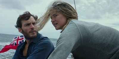 """""""Adrift"""": Im ersten Trailer gehen Shailene Woodley und Sam Claflin auf hoher See verloren"""