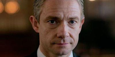 """Martin Freeman hat keinen Bock mehr auf """"Sherlock"""", weil ihm die Erwartungen der Fans auf den Zeiger gehen"""