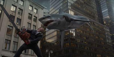 """Schluss mit lustig: """"Sharknado 6"""" wird der letzte Teil der Trash-Reihe"""