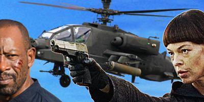 """""""The Walking Dead"""": Diese Figur hat definitiv etwas mit dem ominösen Helikopter zu tun"""