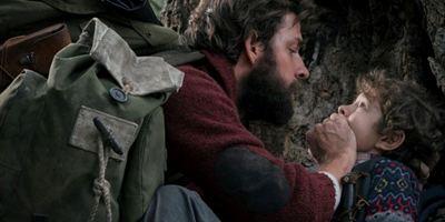 """Von Stephen King bis Chris Pratt: So bejubelt selbst die Konkurrenz """"A Quiet Place"""""""