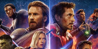 """""""Avengers: Infinity War"""" dominiert weiter die deutschen Kinocharts"""