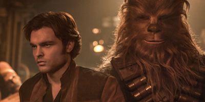 """""""Solo: A Star Wars Story"""" bleibt an der Spitze der deutschen Kinocharts und verpasst trotzdem einen Preis"""