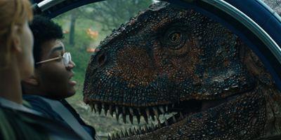 """Die """"Jurassic World 2""""-Dinos beißen sich zum Start der Fußball-WM an der Spitze der deutschen Kinocharts fest"""