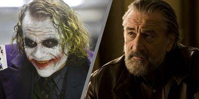Martin Scorsese will Robert De Niro für den Joker-Solofilm