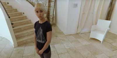 "Seht Christiana Ricci, John Cusack oder einfach die Wand an im 360-Grad-Trailer zu ""Distorted Reality"""