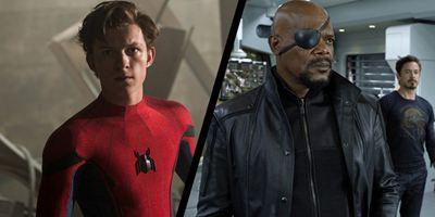 """Für """"Spider-Man: Far From Home""""? Samuel L. Jackson wird wieder zu Nick Fury"""