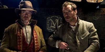 """Sherlock Holmes 3"" kommt wohl endlich! Robert Downey Jr. übt schon einmal"
