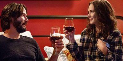 """Am """"Dracula""""-Set: Winona Ryder und Keanu Reeves haben womöglich aus Versehen geheiratet"""