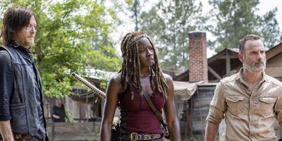 """""""The Walking Dead"""": Trügerischer Frieden auf vielen neuen Bildern zur 9. Staffel"""