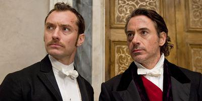 """Jude Law verrät erste Details zu """"Sherlock Holmes 3"""""""