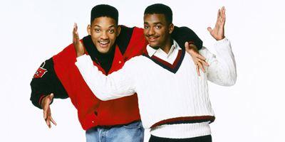 """Fotobeweis: Will Smith feiert Reunion mit Co-Star aus """"Der Prinz von Bel-Air"""""""