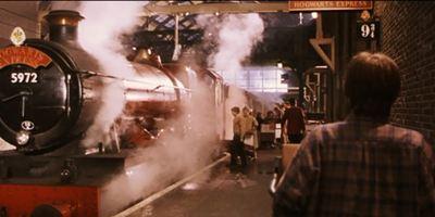 """""""Harry Potter und der Stein der Weisen"""": So wurde der Hogwarts-Express vor dem Schrottplatz gerettet"""