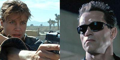 """Happy Birthday, Linda Hamilton: Schwarzenegger teilt neues Bild vom Set von """"Terminator 6"""""""