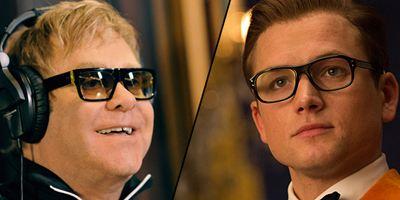 """Kingsman""-Star als Elton John: Erstes Bild zum etwas anderen Biopic ""Rocketman"""