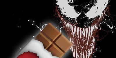 Darum will Venom unbedingt Schokolade essen