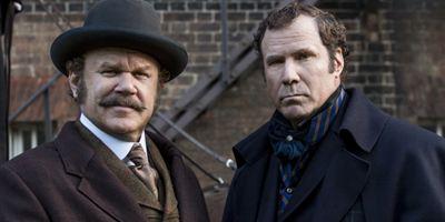"""Kult-Comedy-Duo als Kult-Detektiv-Duo: Deutscher Trailer zu """"Holmes & Watson"""""""
