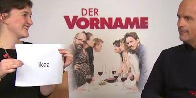 """Quiz mit """"Der Vorname""""-Star Christoph Maria Herbst: Welche Namen sind in Deutschland verboten?"""