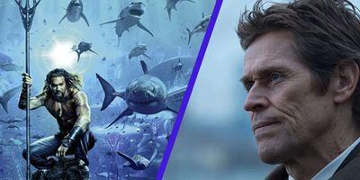 """Das erste """"Aquaman""""-Bild von Willem Dafoe ist der absolute Hammer"""