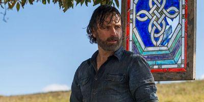 """Nur noch eine """"Walking Dead""""-Folge mit Rick: So war Andrew Lincolns letzter Tag am Set"""