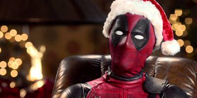 """Deadpool mal ganz anders: Das Poster zur jugendfreien """"Deadpool 2""""-Weihnachtsversion ist da"""