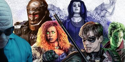 """Nach """"Titans"""" kommt """"Doom Patrol"""": So geht es im neuen DC-Universum weiter"""